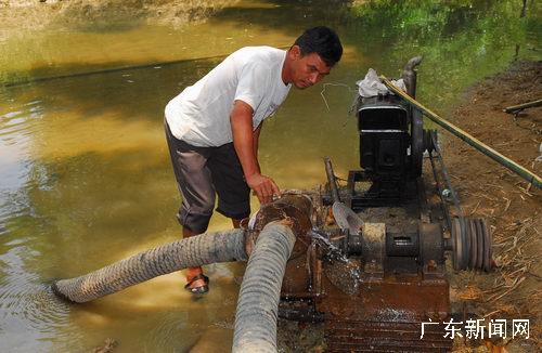 梦见抽水机在河里抽水