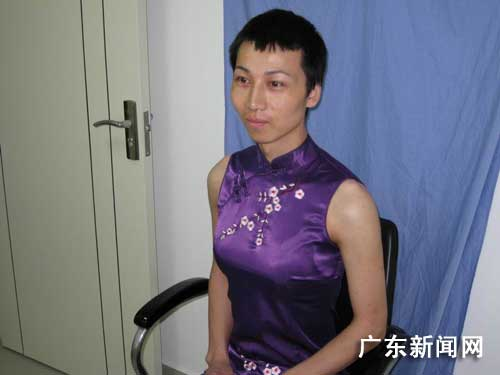 她表示非常崇拜韩国变性美女河莉秀