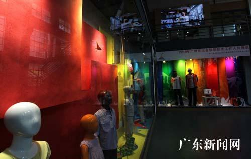 广州tit创意园以文化推动产业升级和发展图片