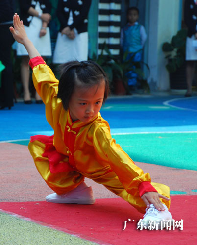 """对话印尼:""""中国61印尼儿童文化节""""在广州开幕"""