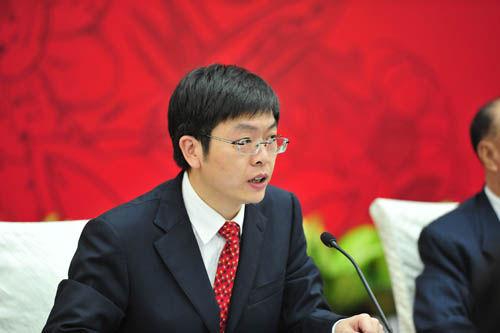 中新社成立60周年座谈会由中新社广东分社社长张见悦主持