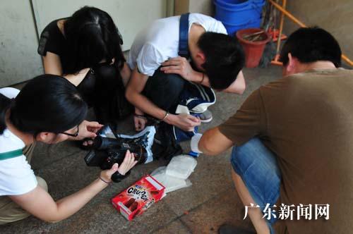 深圳海关五次出击 摧毁跨境贩毒团伙