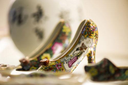 瓷高跟鞋.龙宇阳
