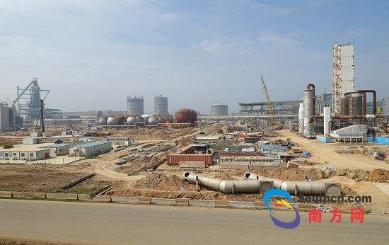 钢铁产业助推湛江崛起 节能环保成重要考虑因素