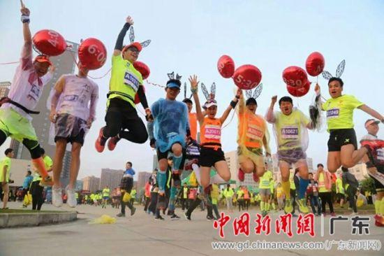 梦见跑马拉松比赛
