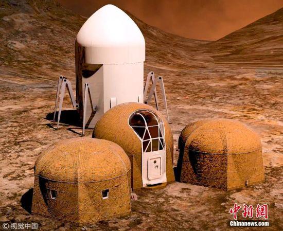 NASA的首席科学家Jim Green表示,到火星旅行的第一人很可能已经存在于地球,而人类也绝对会在未来来到达火星。然而,人类登陆火星最大的阻碍就是建造维持生命的整体基础设施。 图片来源:视觉中国