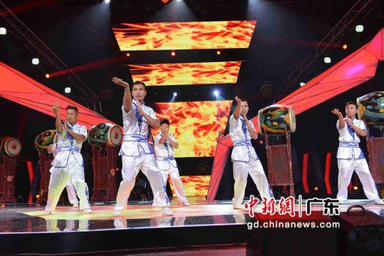 咏春拳武术表演 主办方供图