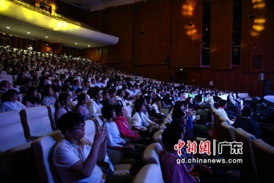 SELF+Guangzhou讲坛现场。主办方摄。