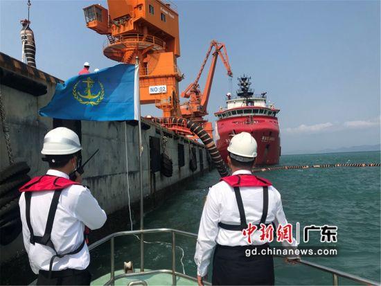 广东惠州大亚湾货物吞吐量继续实现正增长