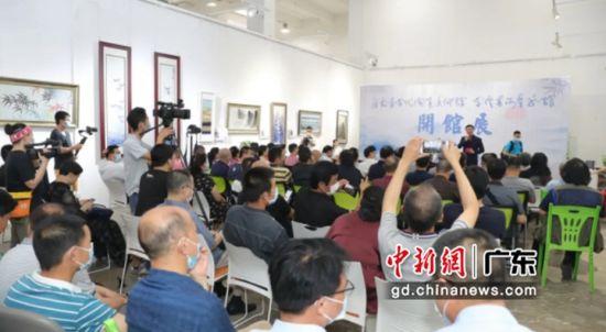 400多件作品参展广东省当代陶瓷美术馆开馆展