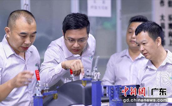 江门企业成功研发口罩熔喷布原材料